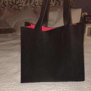 Forever 21 Black leather bag